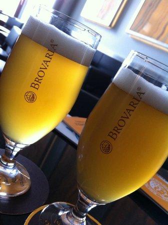 Brovaria: Muy buena cerveza