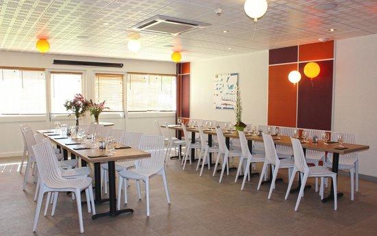 Brit Hotel Brasserie du Cap - La Rochelle : Deuxième salle de restaurant