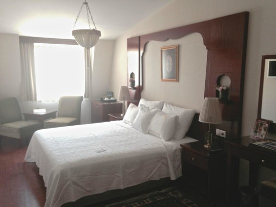 Sirkeci Mansion: Another large standard double room