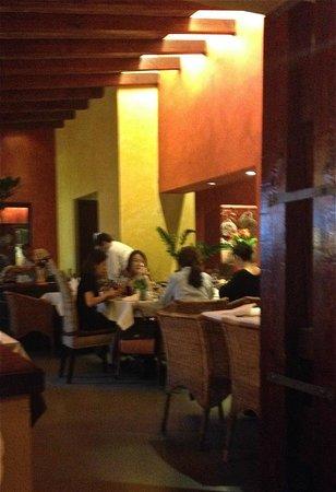 Don Juan: L'interno del locale.