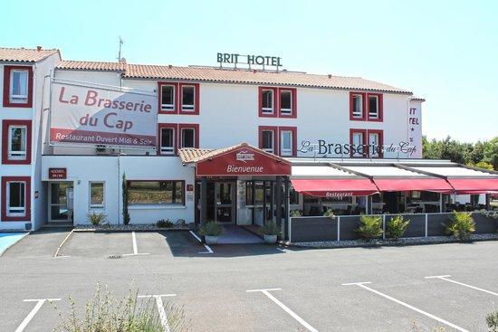브릿 호텔 라 브라세리 뒤 캡