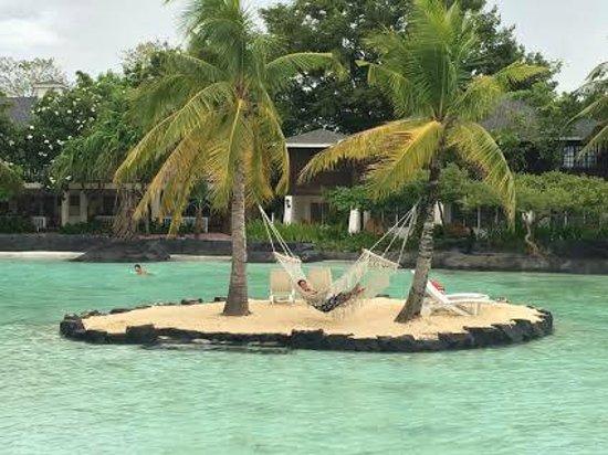 Plantation Bay Resort And Spa: lazy day