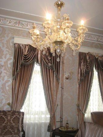 Enderun Hotel Istanbul: a lobby