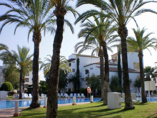 Club Marmara Marbella: jardin- piscine