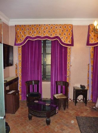Riad Yacout: Room 10 Suite Moulay Ismail