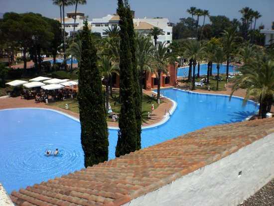 Club Marmara Marbella: piscine
