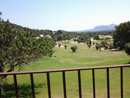 Golf Pollenca: View from the Golf Club