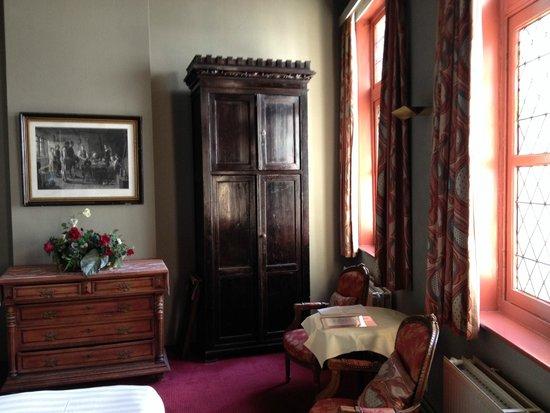 Hotel Ter Brughe: Mobiliar