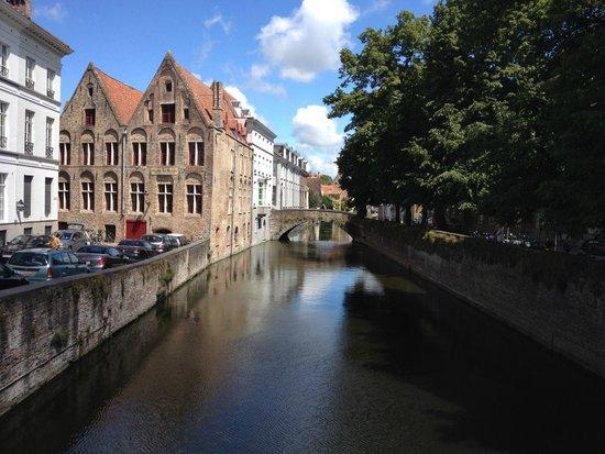 Hotel Ter Brughe: Außenansicht