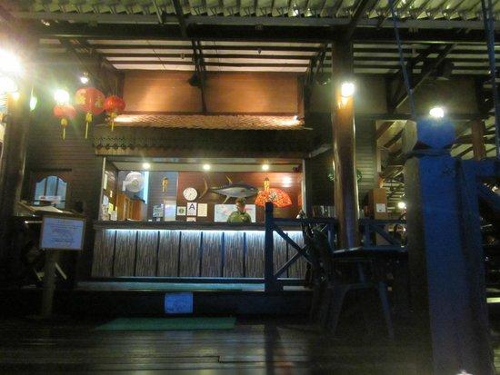 Perhentian Tuna Bay Island Resort: Receptie