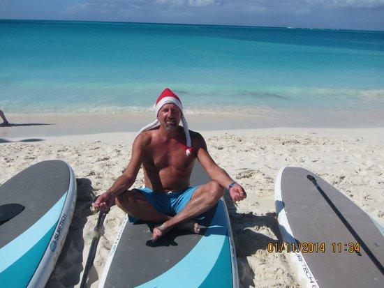 Club Med Turkoise, Turks & Caicos: Christmas on the Beach