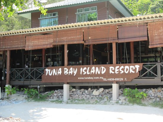Perhentian Tuna Bay Island Resort: Receptie en restaurant