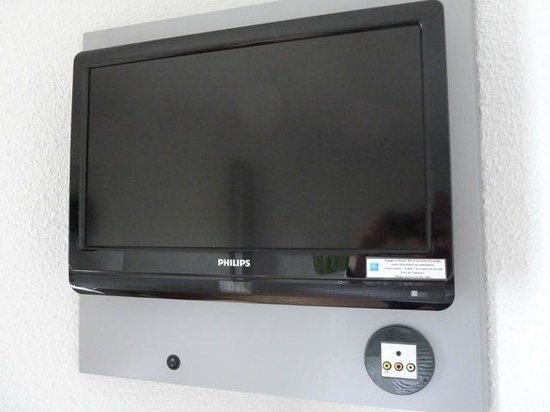 """Ibis Budget Chateauroux Déols : LCD TV: 24"""""""