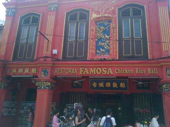Chinatown - Melaka: Restaurant