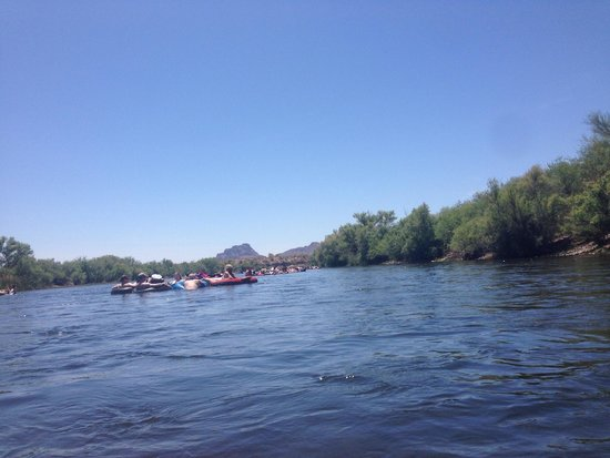 Salt River Tubing: Nature at its best