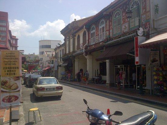 Chinatown - Melaka: street