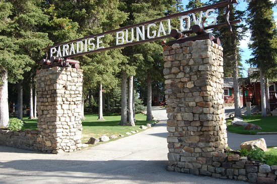Paradise Lodge & Bungalows : Welcome !