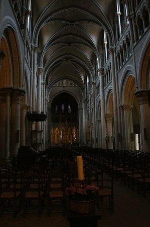 Cathedrale de Lausanne: собор лозанны