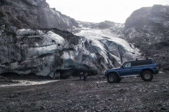 Discover Iceland: the glacier