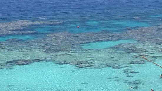 Jaz Fanara Resort & Residence: Vista mare dalla terrazza