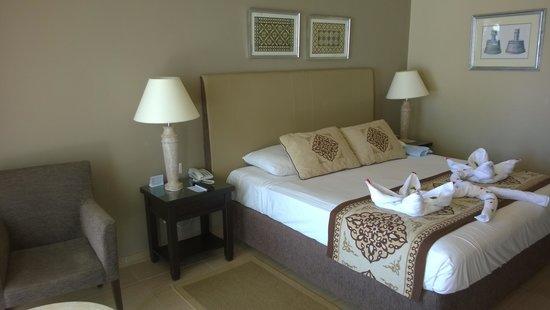 Jaz Fanara Resort & Residence: La stanza