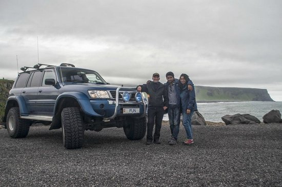 Discover Iceland: With the lovely guide Ori and his FUN