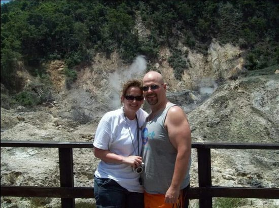 Sulphur Springs Drive-in Volcano