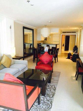 JW Marriott Phuket Resort & Spa: Villa!