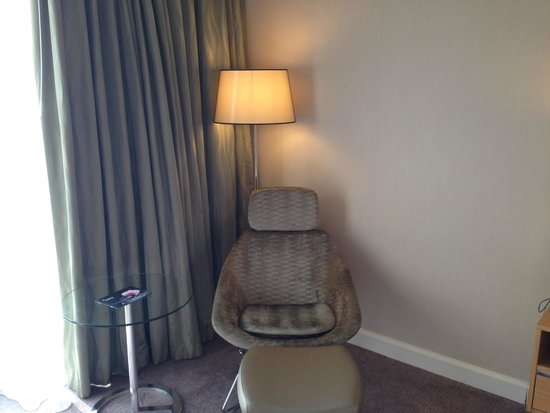 Hilton at St George's Park, Burton upon Trent: Room - very comfy chair