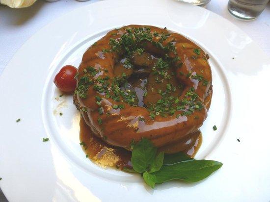 Miod Malina: Pretzel with boar
