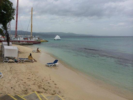 Royal Decameron Montego Beach: beach