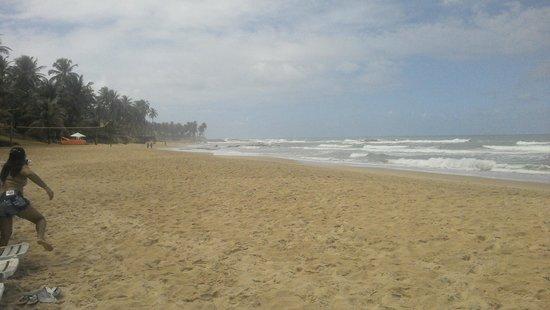 Sauipe Resorts: Praia