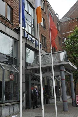 Jurys Inn Dublin Christchurch: Front view