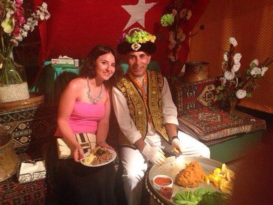 Belconti Resort Hotel: Mutfak şefi Yaşar Alnıaçık harikalar yaratıyor👏👏zengin açık büfe yemekleri ve eşşiz dekorlarıy