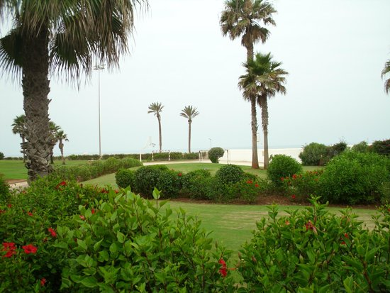 ClubHotel Riu Tikida Dunas: grounds
