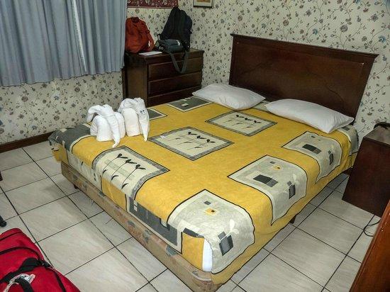 Hotel Rincon de San Jose: Esta es toda la habitación