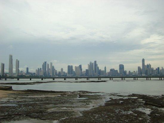 Catedral de Panamá la Vieja: Linda vista