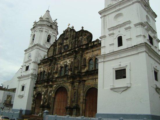 Catedral de Panamá la Vieja: Catedral
