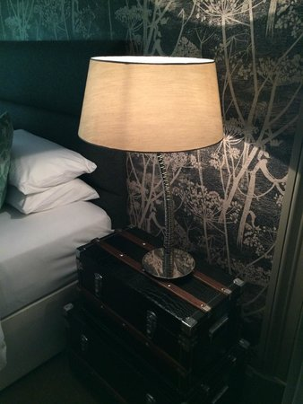 Ffin y Parc Country House: Suite Bedroom