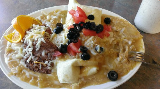 Hondoo Rivers and Trails: Little breakfast at Boulder Mesa - WOW!