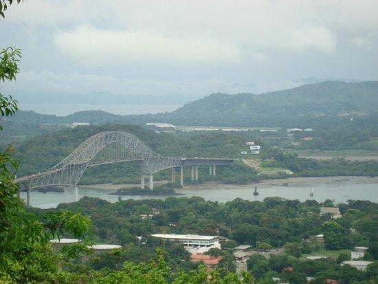 Puente de las Américas: Ponte de las américas