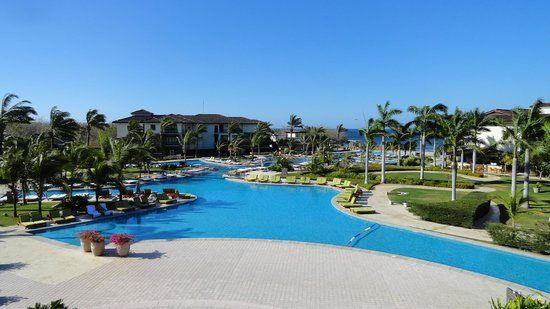 JW Marriott Guanacaste Resort & Spa : Resort Pool