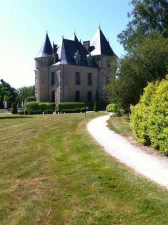 Domaine de Brandois : Le domaine