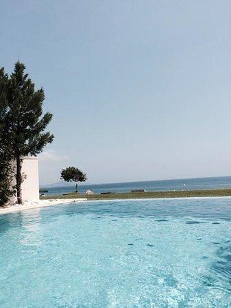 SENTIDO Port Royal Villas & Spa: vue terrasse suite