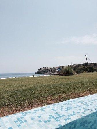 Sentido Port Royal Villas & Spa: vue mer