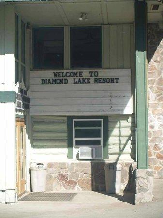 Diamond Lake Resort : Welcome to Diamond Lake