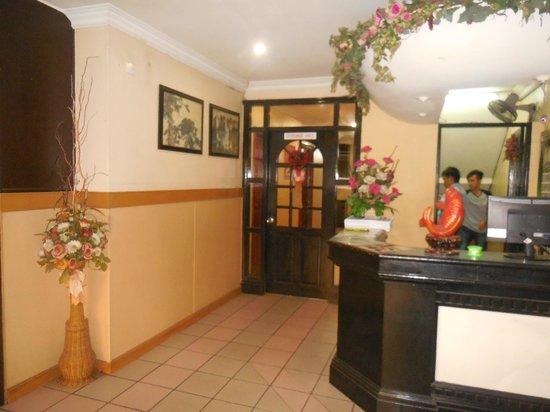 Mabul Inn : Réception