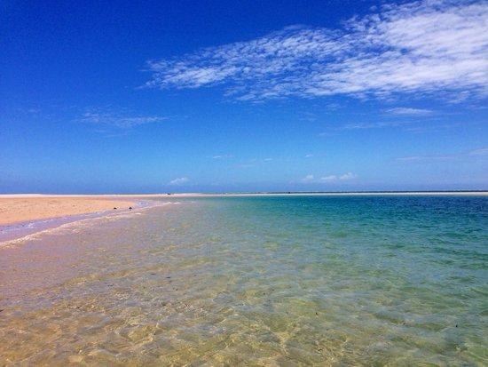 Anantara Bazaruto Island Resort: Океан