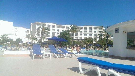 Saphir Palace & Spa: pool