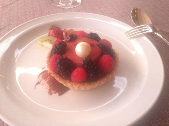Elounda Mare Relais & Chateaux hotel: Great desserts